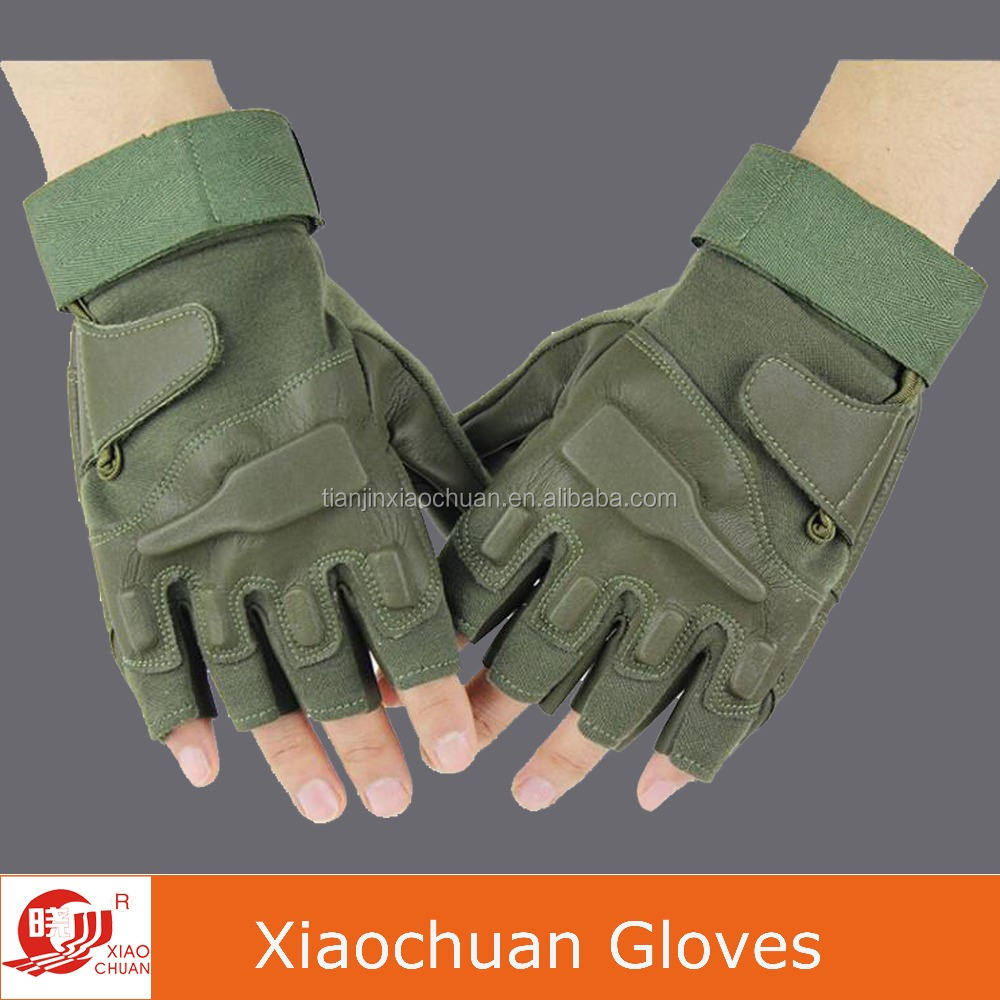 Wholesale Half Finger Motorcycle Gloves Outdoor Training Gloves