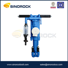 Factory Price Hydraulic Pneumatic Jack Hammer/Air Compressor Jack Hammer/Rock Drill For Mining