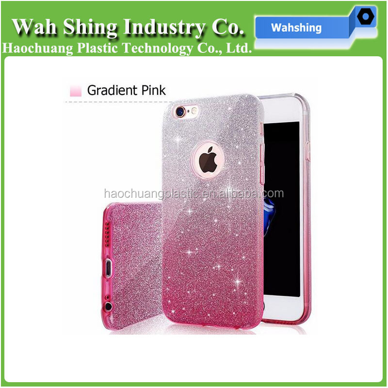 mobile phone glitter case manufacturer