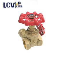 Chinese products wholesale brass gate valve with handwheel