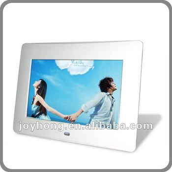 7 inch digital photo frame Matte finish