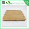High quality Eco-Friendly Strong unique design square bamboo cutting boards