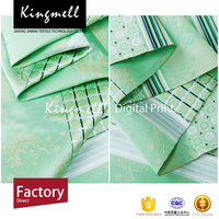 Digital print 100% pure natural printed silk satin fabric wholesale manufacturer & supplier China