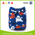 Alvababy Halloween Element Design Reusable Cloth Diaper Ecological Diapers