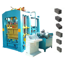 QTY10-15 Automatic Hollow Brick Making Machine&Cement Block Machine&Concret Block Machine