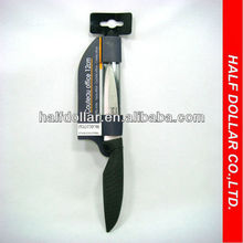 1pc High Quality and Cheap Kitchen Serrated Knife, Bread Knife with Rubber Handle For One Dollar Item