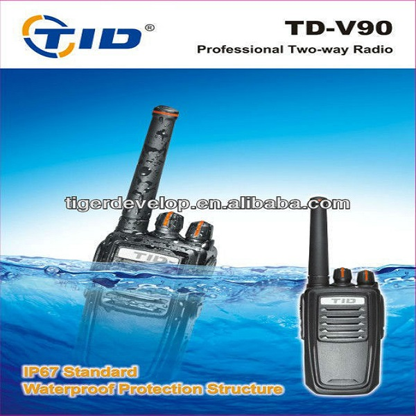 Hand Held bclo digital handheld radio