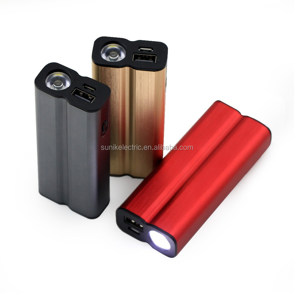 5200mah Power Bank for business man