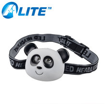 Wholesale High Quality Cheapest Price Animal Shaped LED Headlamp for Children