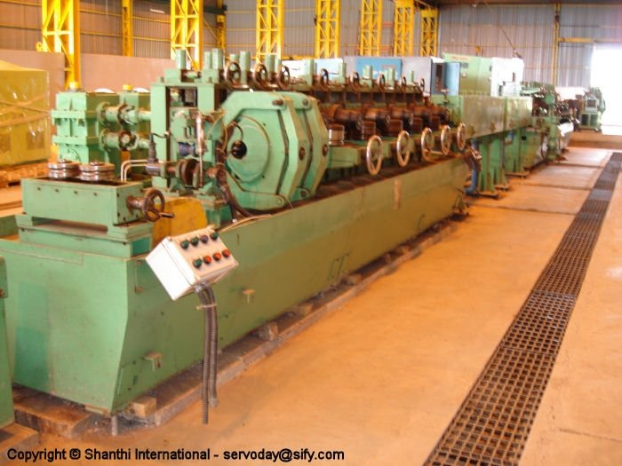 USED TUBE MILL