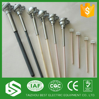 High Temperature S K Type Thermocouple