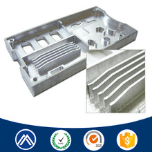 Custom made high precision 6061 aluminum parts crankcase machining
