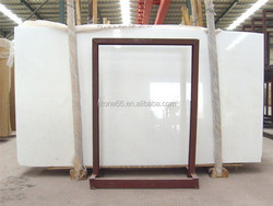 China Factory Pure White Color Marble Stone