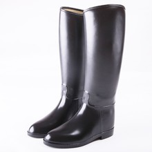 High Quality Slush PVC men and Women Horse Riding Boots