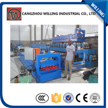 roof/wall panel ibr roofing sheet machine