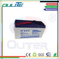 Manufacture AGM Gel Solar Storage Battery 12V 120AH for Middle East
