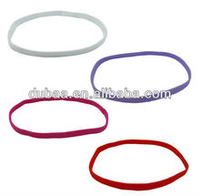 Wholesale Sport Hairbands,Economic Thin Elastic Sports Hairband,Cheap Girls Hairband