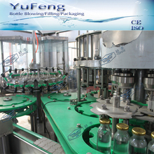 The Most Competitive Price 3-in-1 Apple juice Production Line/Fresh Fruit Juice Bottling Plant