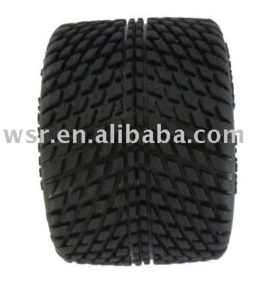 Racing car toy rubber wheels with OEM service