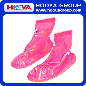 Women's Rain Shoes Cover