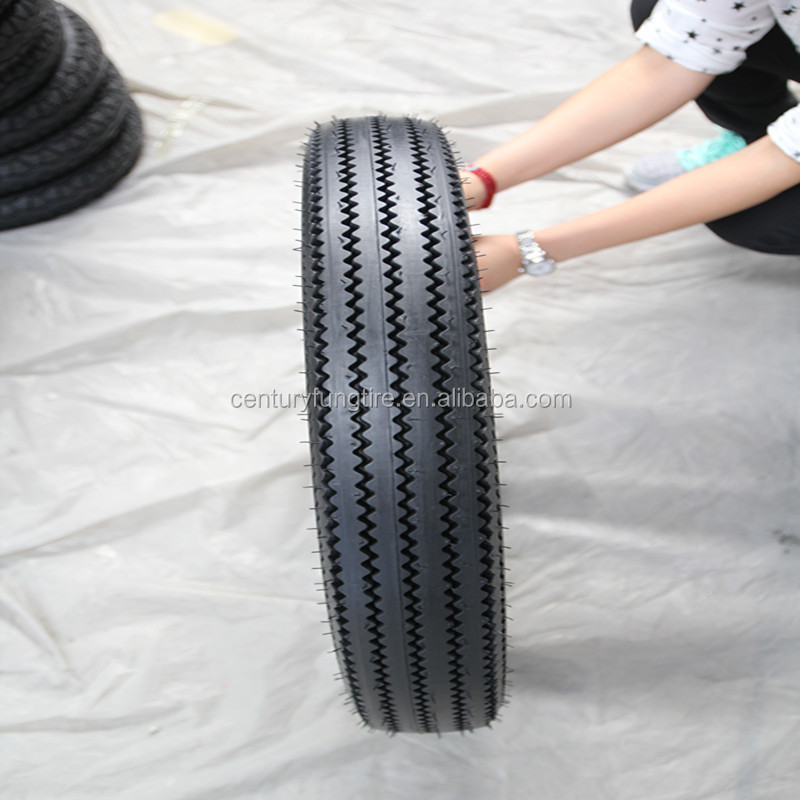 new model pattern motorcycles tyre 5.00-15 classical retro vintage sawtooth