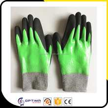 OPTIMA 13 gauge cut resistant full coated waterproof nitrile mechanical glove