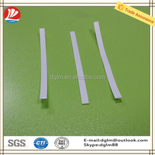 new product 100% PE plastic nose wire for dust mask in medical