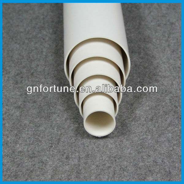 110mm PVC Plastic Water Well Casing Pipe