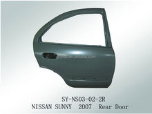 latest hot selling door for auto parts nissan japan