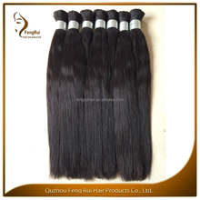 Cheap brazilian virgin hair bulk wholesale human hair bulk