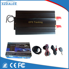Free Platform GPS Multiple Car/Vehicle Tracking Device with remote control