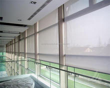 2015 New Modern Office Window Sunscreen Rolling up Blinds / Somfy motorised Roller Blinds