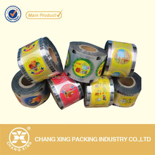 Peelable Sealing Film in Rolls For Plastic Cup Plastic Cup Sealing Roll Film