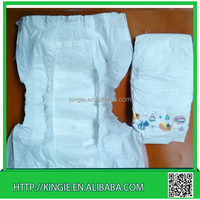 Buy wholesale direct from china cheap disposable second grade baby diapers prices