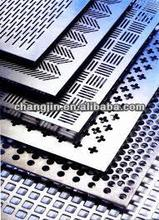 1.4034 stainless steel perforated sheet