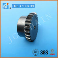 53-24 Nylon sleeve coupling gear