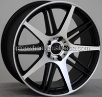 big size car wheels fit for aftermarket design ET 40 CB 73.1 emr wheels made in china the cast wheels on line shop