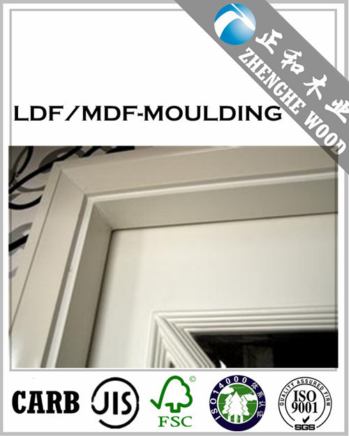 Quick delivery time/MDF-LDF Moulding