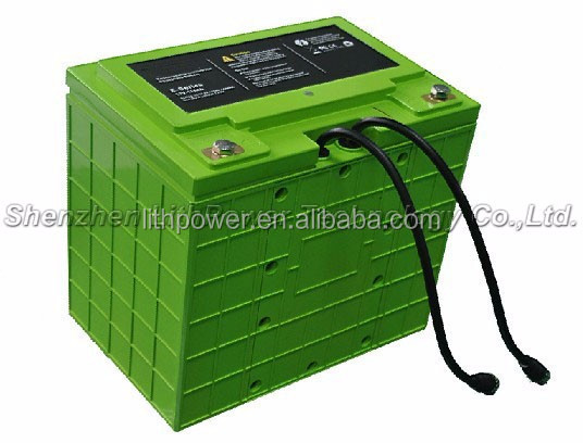 Deep cycle rechargeable lifepo4 12v 10ah lithium ion battery packs for solar storage