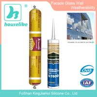 High quality NEUTRAL WEATHERABILITY SILICONE SEALANT