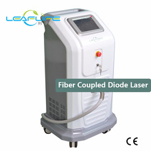 Top level vertical 808nm diode laser hair removal / laser pigment removal machine