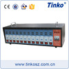 Tinko 12 zone intelligent hot runner temperature heating controller for cap mould HRTC-12A