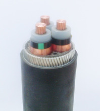 PVC Insulated and Sheathed Steel Wire Armoured 0.6/1kv power cable 4core 120mm
