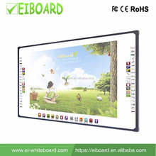 2017 Hot sale school and office equipment electronic writing smart interactive board