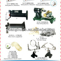 Gas Firearm And Pearl Drilling Machine