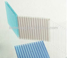triple layer polycarbonate sheet