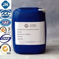 Surface treating agent silicone fluid