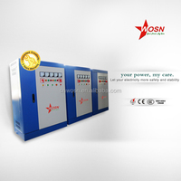 WOSN brand three-phase SBW series auto alternator voltage regulator