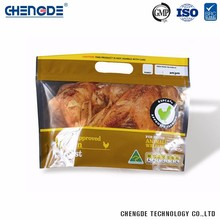 Custom Printing Wholesale Anti fog Roast Chicken Bag