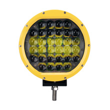 Aluminum housing 96W 9Inch round led driving light